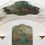 stropní malba