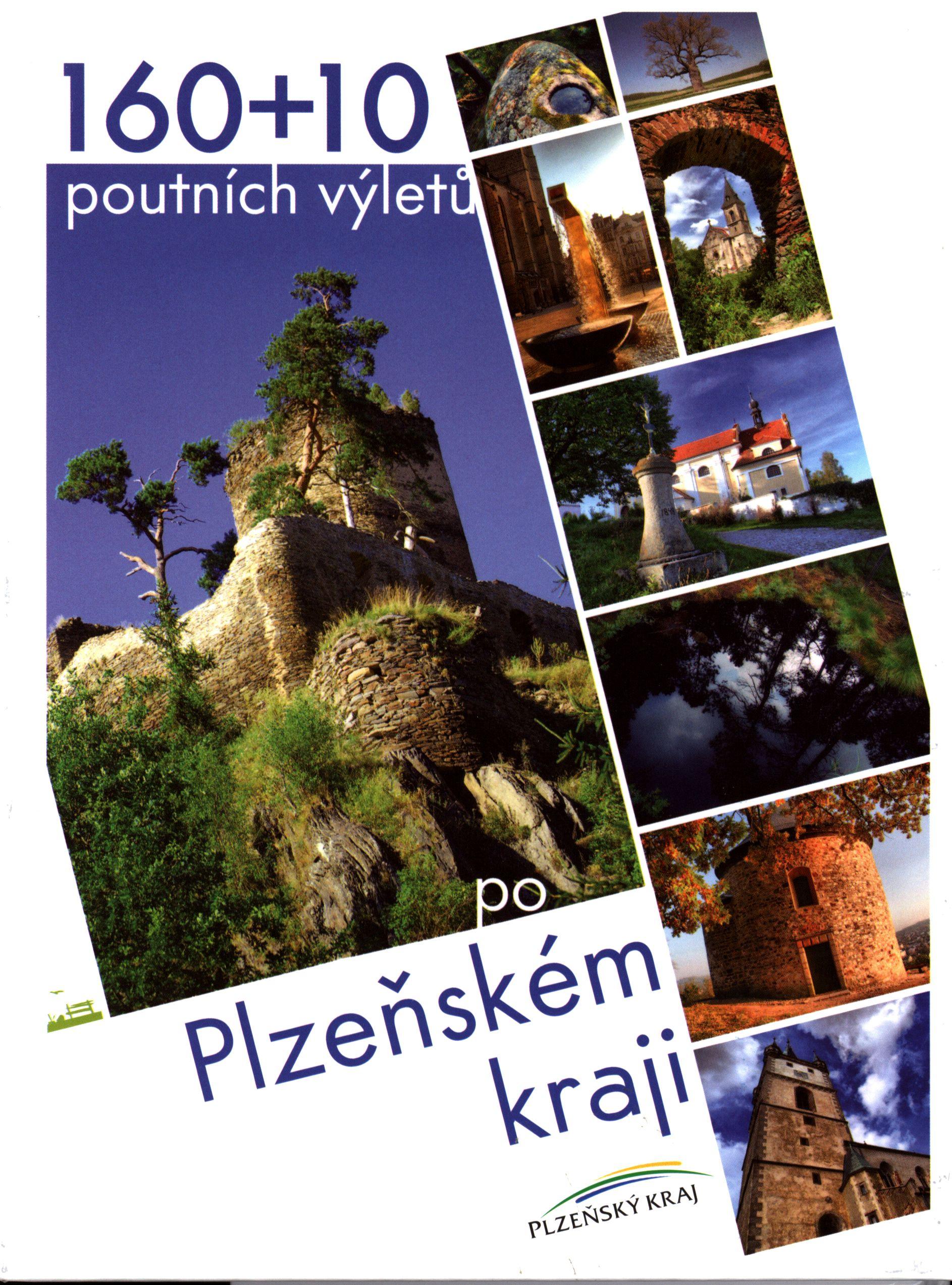 160 +10 poutních výletů po Plzeňském kraji