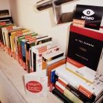 Mini-Knihovna v kavarne